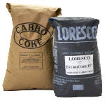 Carbo Coke and Loresco Anode Backfill