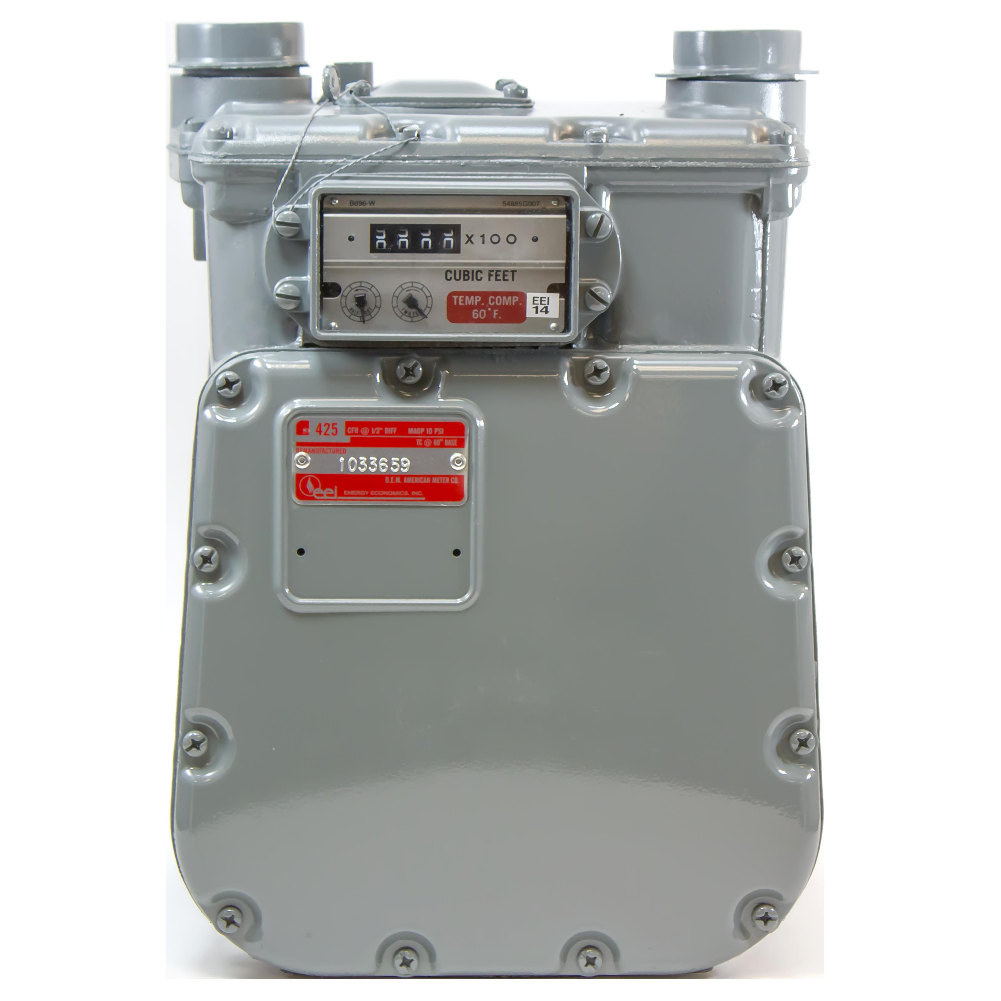 Refurbished Gas Meters