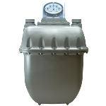 Rockwell 750 Commercial Gas Meter