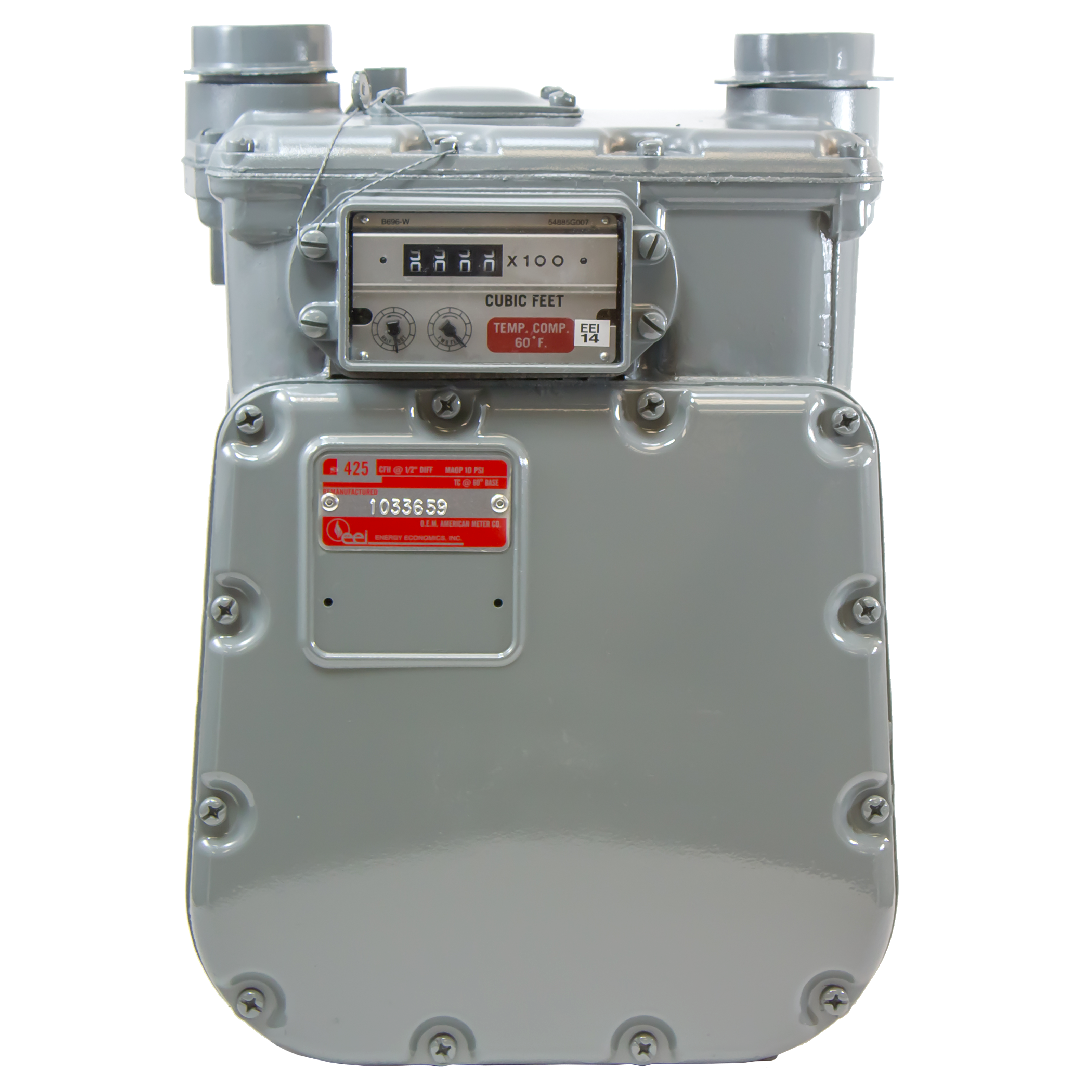 How To Increase Natural Gas Pressure At Meter