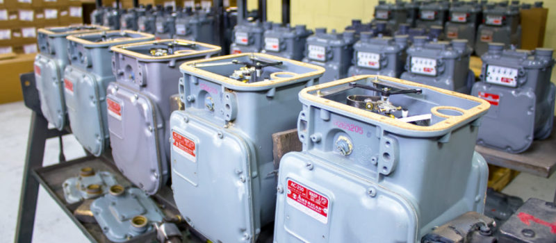 Gas Meter Repair